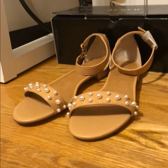 3a4a502c6e32b1 Pearl Ankle Strap Sandals by J Crew